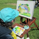 With Plein Air Painting
