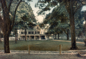The Springbrook Inn was one of many luxurious tourist accommodations
